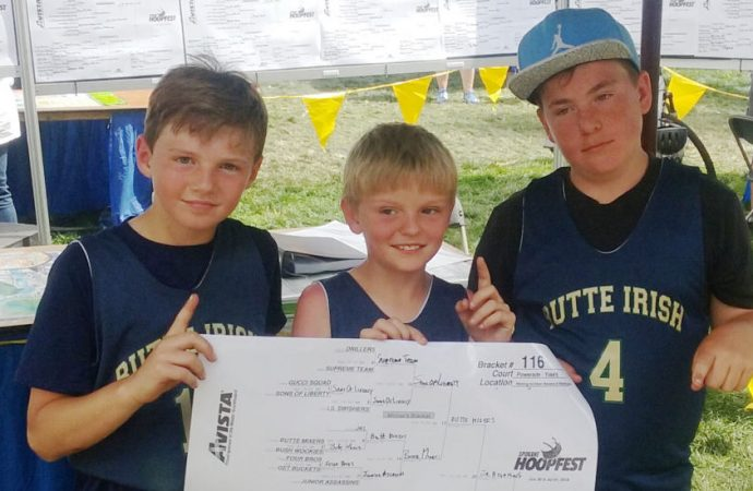 Butte Mixers win division crown at Spokane Hoopfest