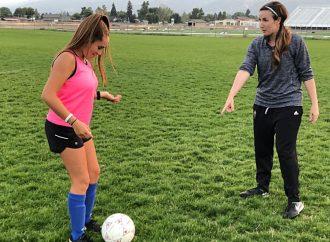 Still a 'Spitfire,' Angie Fett takes over Hamilton soccer