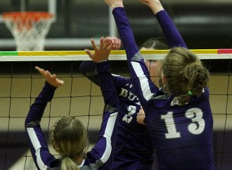 BHS volleyball impressive in 'Hope-ful' debut