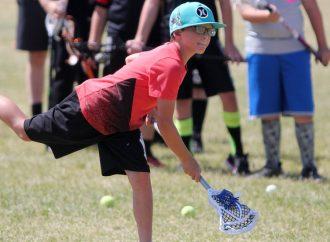 Lacrosse camp draws 16