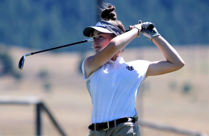 Joyce bounces back for 75 and third place tie