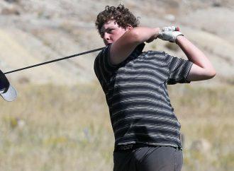 Kaven Noctor captures State Junior golf title