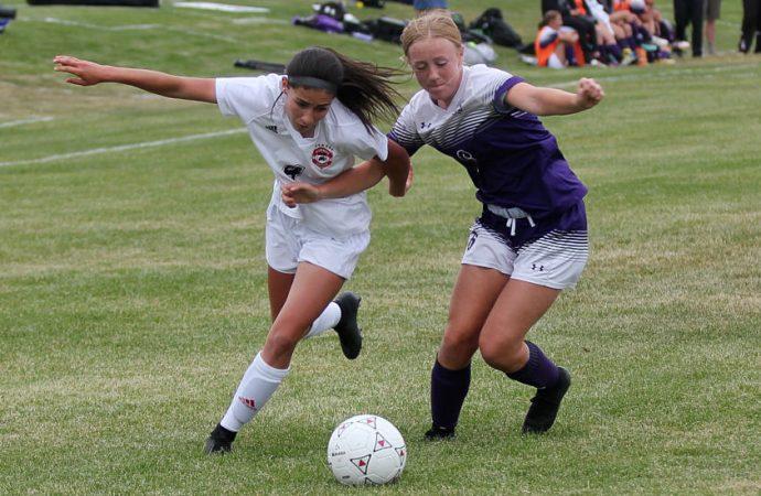 Bozeman turns up 2nd-half heat, blanks Butte girls
