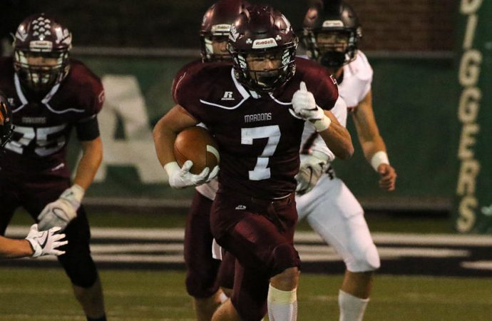 Butte Central's Clay Fisher signs with Orediggers