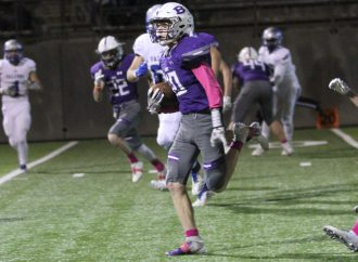 Bulldogs send seniors out with 56-13 victory