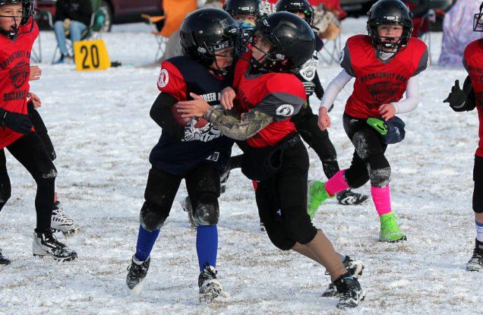 Little Guy Football registration is open