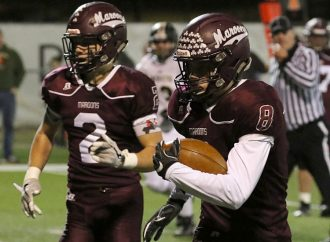 Maroons head to Corvallis eyeing playoff spot