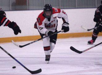 Junior Bruins pull away from Butte Cobras