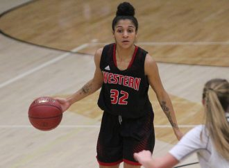 Make it four in a row for Western's Brianna King