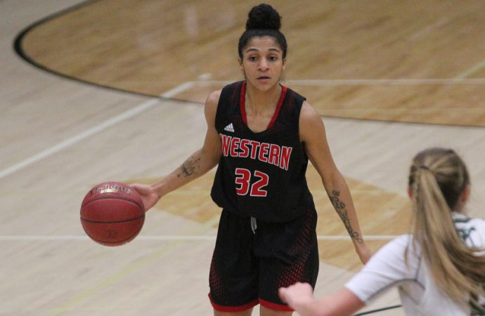 Western's Bri King named NAIA Player of the Year