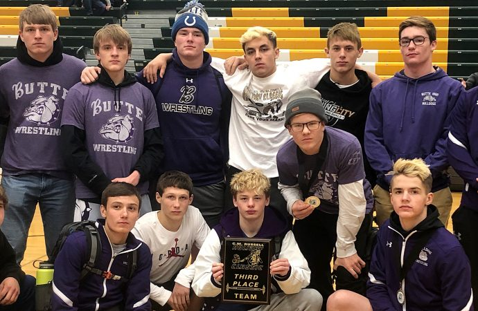 Butte High matmen seek return to Metra glory
