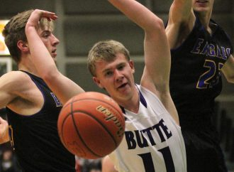 Bulldog boys ground Eagles in home-opening victory