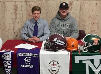 Tech-Carroll rivalry on display at BC signings