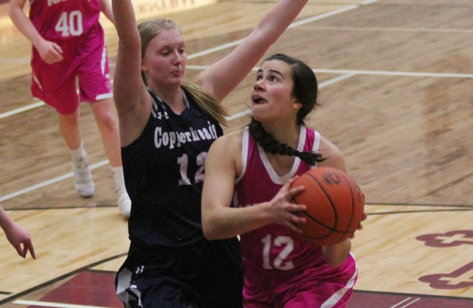 Anaconda rally turns back Butte Central girls