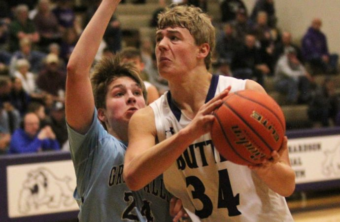 Bison break away from Butte High boys