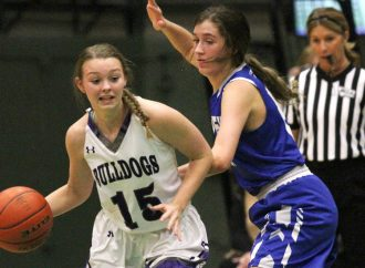 Butte High girls soar past Falcons for 5th straight win