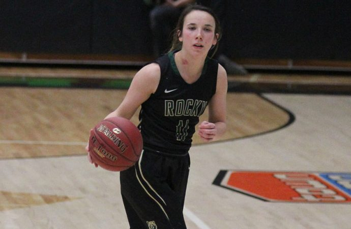 Kloie Thatcher named Frontier Player of the Week
