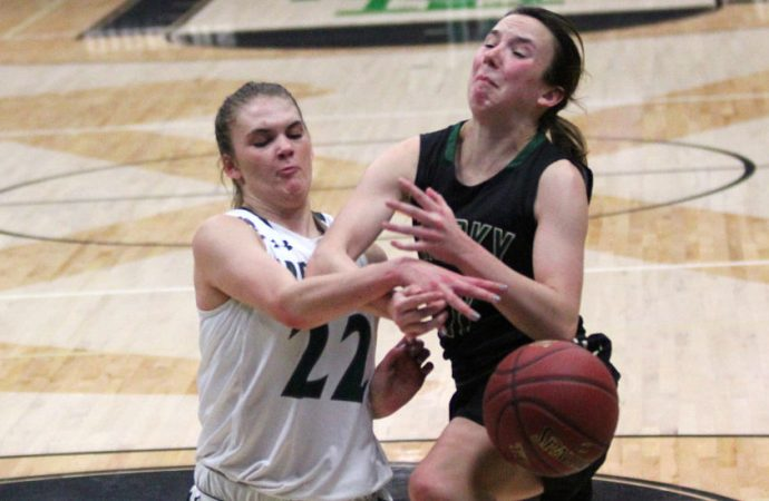 Battlin' Bears pull away from Oredigger women