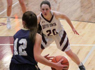 Joyce named Co-MVP, Harrington, Holter All-State