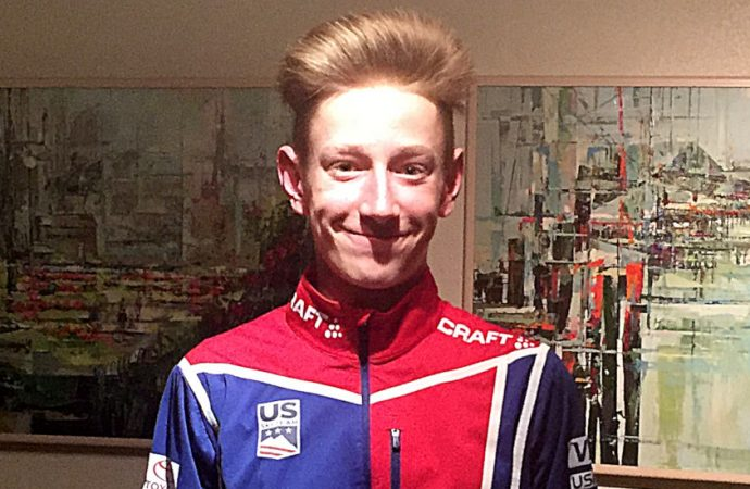 Max Kluck eyes trip to nationals and beyond