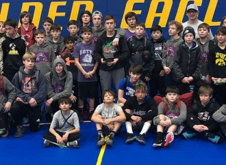 Bullpups capture third at State Middle School