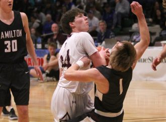 Maroons work double OT to hoist third-place trophy