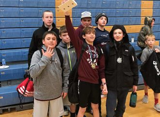 BC wrestlers place second at Dillon Jaycees meet