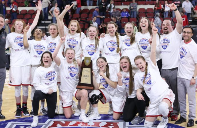King, Western women crowned NAIA champions