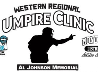 Umpire clinic comes to town next weekend