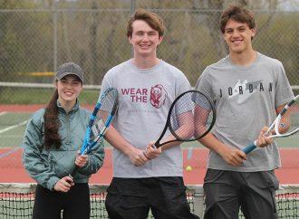 BC's Joyce, Petritz, Ossello head to State A tennis