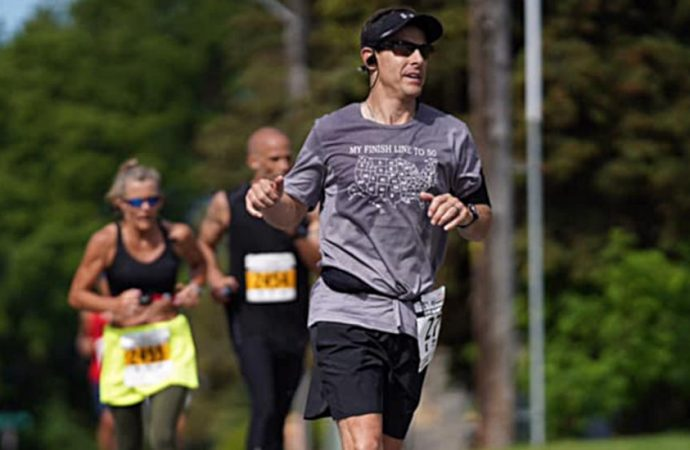 Ozzie Rosenleaf reflects on 50 marathons in 50 states