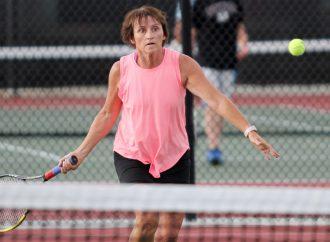 Tennis tournament draws 30 players to Stodden