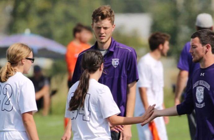Jacob Steilman takes over Bulldog girls' soccer
