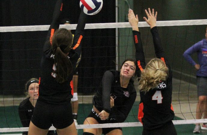 Butte Central goes 3-1 on Day 1 of tourney