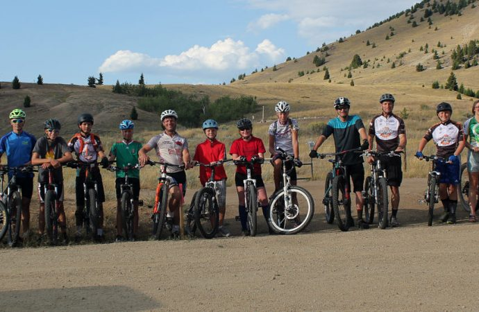 Butte Copper Sprockets ready for inaugural race