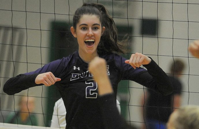Butte High sweeps past Panthers in Belgrade
