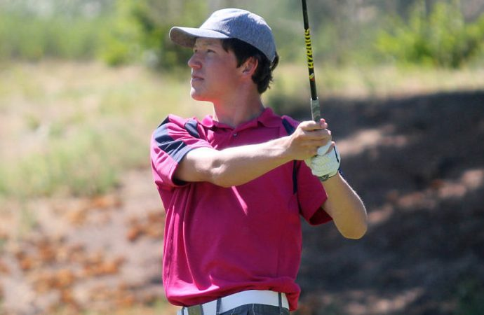Ramsbacher one back after Day 1 at State Am
