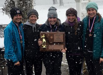 Butte High girls bring home third-place trophy