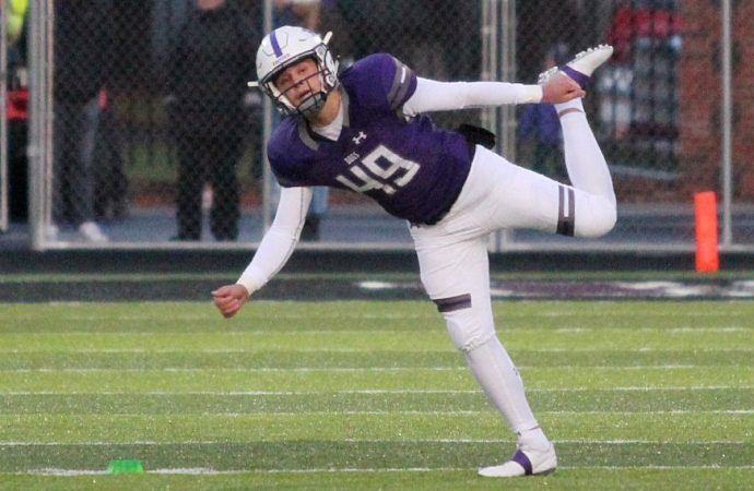 Casey Kautzman will teach you how to kick and punt
