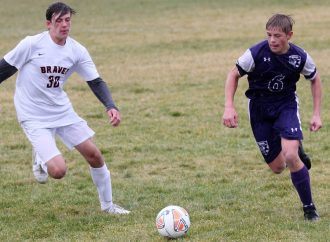 Braves, weather put chill on Bulldog boys