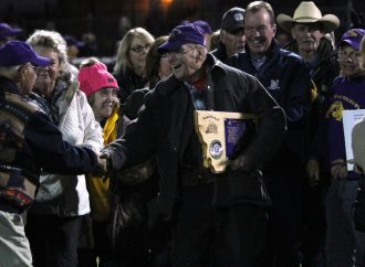Bulldogs of yesterday honored on Silver B's Night