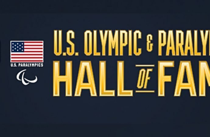Erin Popovich enshrined in Olympic Hall of Fame