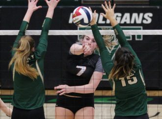 Frontier moves volleyball to spring, football delayed