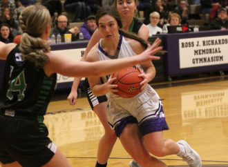Butte High girls deny Belgrade in nightcap