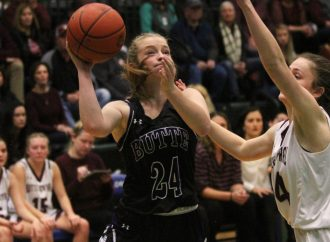 Butte High girls start slow, pull away from Central