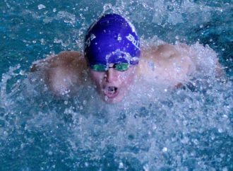 Bulldogs swim to sixth, seventh at home meet