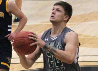 Tech's Taylor England receives Frontier honor