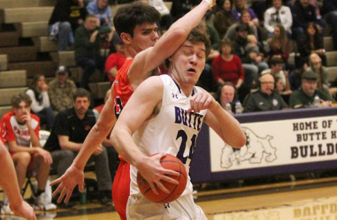 Bench comes up big as Butte High tops Braves
