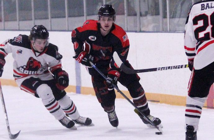 Cluphf scores four goals as Bruins double up Cobras