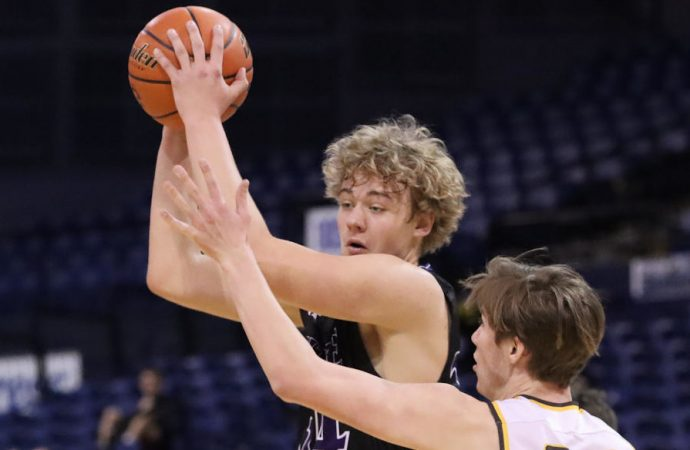 Bulldog boys bow out at State AA tournament